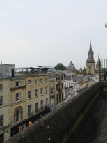 View from the One St Aldates office